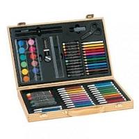 Фломастеры, карандаши, краски