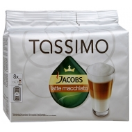Кава мелена TASSIMO JACOBS Monarch Latte Macchiato 475.2г (6чаш)